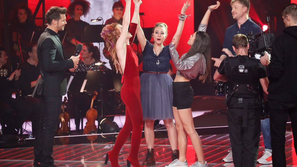 Halbfinale The Voice Of Germany
