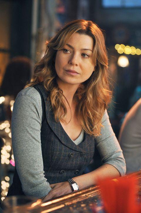 Meredith (Ellen Pompeo) ist darüber enttäuscht, dass die medizinische Fachwelt nur ihren Kollegen Derek wahrnimmt ... ... - Bildquelle: Touchstone Television