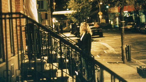 Nachdem Carrie (Sarah Jessica Parker, r.) Aidan (John Corbett, l.) bei der Er...