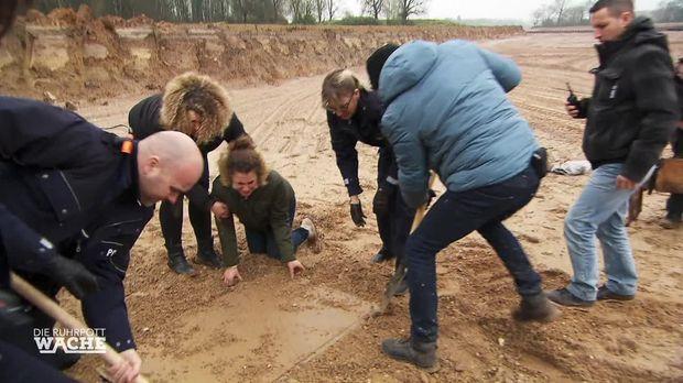 Die Ruhrpottwache - Die Ruhrpottwache - Eingegraben