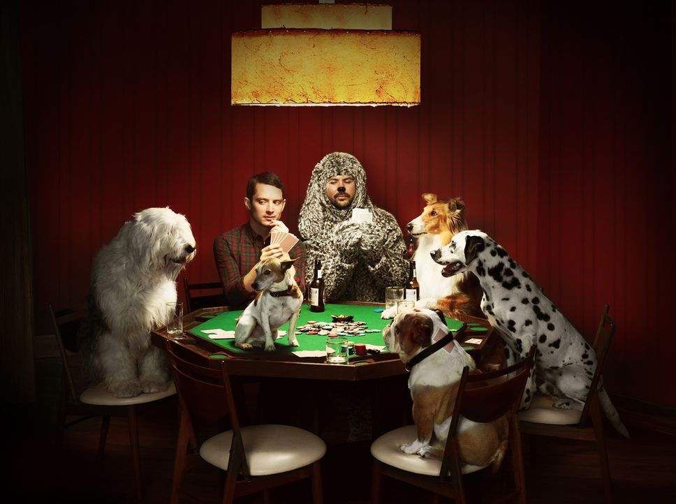 (3. Staffel) - WILFRED - Artwork - Bildquelle: 2013 Bluebush Productions, LLC. All rights reserved.