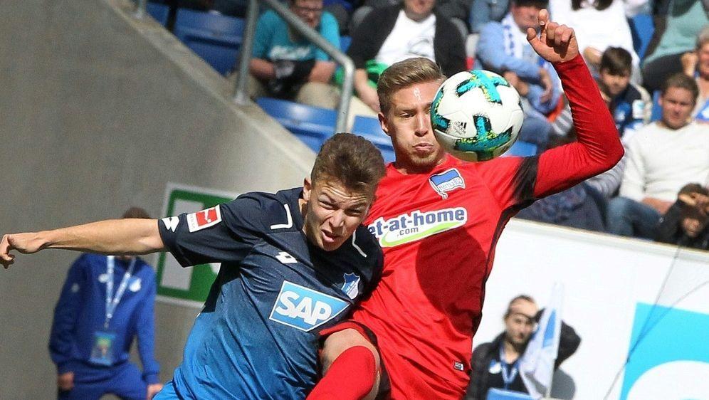 Berlin und Hoffenheim trennen sich unentschieden - Bildquelle: AFPSIDAmelie QUERFURTH