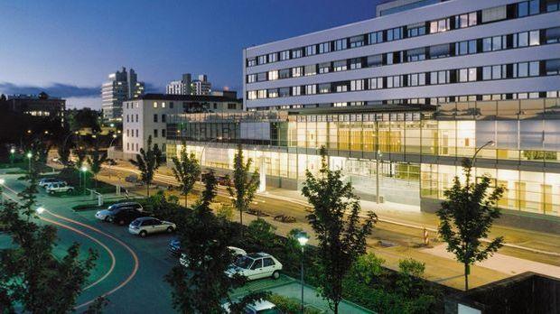 Bundeswehrkrankenhaus Berlin