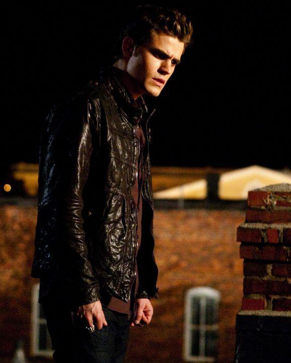Sein Bruder will Stefan (Paul Wesley) dazu verleiten, menschliches Blut zu trinken. Wird ihm das gelingen? - Bildquelle: Warner Brothers