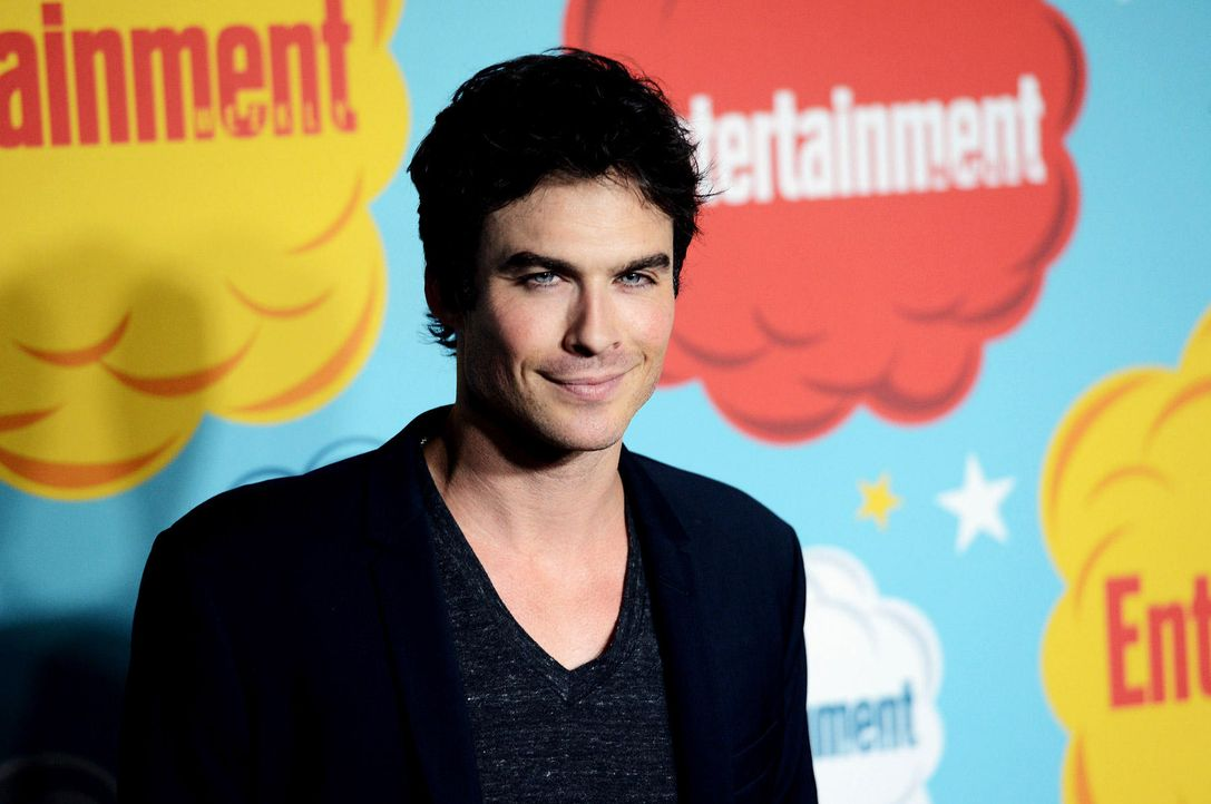 Comic-Con-Ian-Somerhalder-13-07-20-getty-AFP.jpg 1800 x 1196 - Bildquelle: getty-AFP
