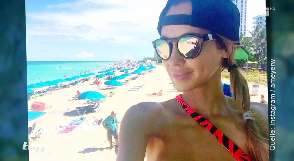 Alessandra Meyer Wölden Schockt Fans Mit Instagram Foto