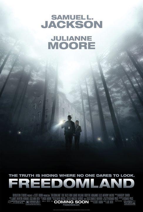 FREEDOMLAND - DAS GESICHT DER WAHRHEIT - Plakatmotiv - Bildquelle: Sony Pictures Television International. All Rights Reserved.