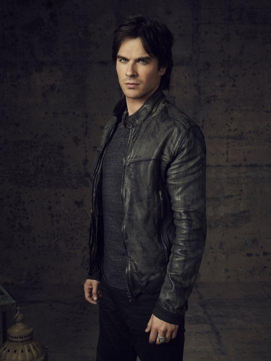 (4.Staffel) - Die Tatsache, dass Elena sich ändert, verändert Damons (Ian Somerhalder) ganzes Leben ... - Bildquelle: Warner Brothers