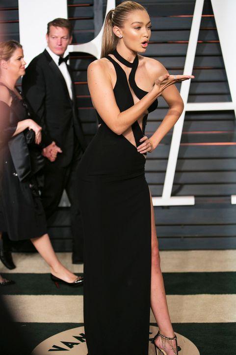 Oscars-Vanity-Fair-Party-Gigi-Hadid-150222-AFP - Bildquelle: AFP