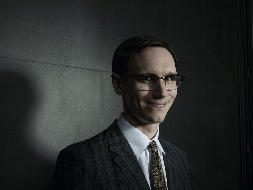 Edward Nygma (Cory Michael Smith) - Bildquelle: Warner Bros. Entertainment, Inc.
