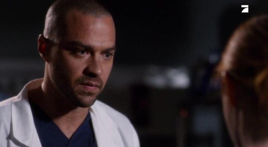 Grey\'s Anatomy - Video - Jetzt bitte ausrasten: \