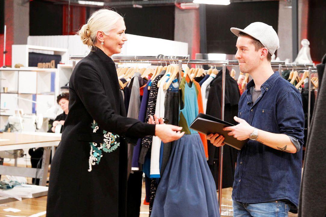 Fashion-Hero-Epi06-Atelier-10-Richard-Huebner - Bildquelle: Richard Huebner