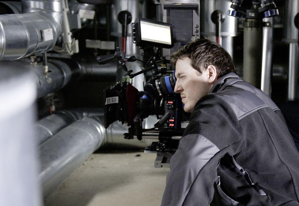 Regisseur Todd Lincoln am Set ... - Bildquelle: 2012 Dark Castle Holdings, LLC.