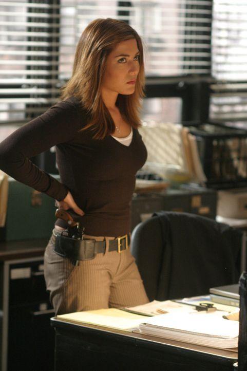 Der aktuelle Fall bereitet Detective Karen Bettancourt (Marisol Nichols) Kopfzerbrechen ... - Bildquelle: TM &   2006 CBS Studios Inc. All Rights Reserved.
