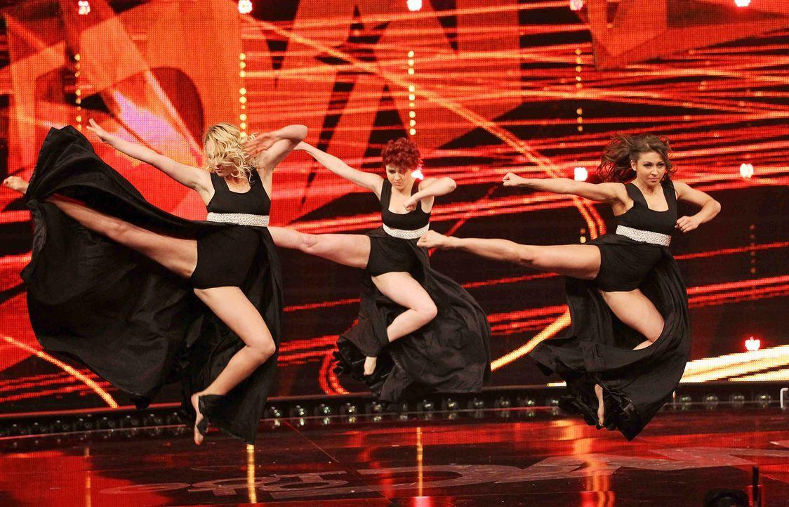 Got-To-Dance-BlackWine-06-SAT1-ProSieben-Guido-Engels-TEASER - Bildquelle: SAT.1/ProSieben/Guido Engels
