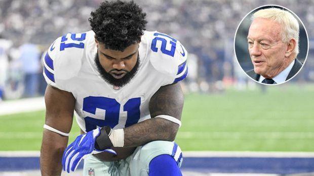 Cowboys-Owner Jones äußert sich zum Elliott-Urteil
