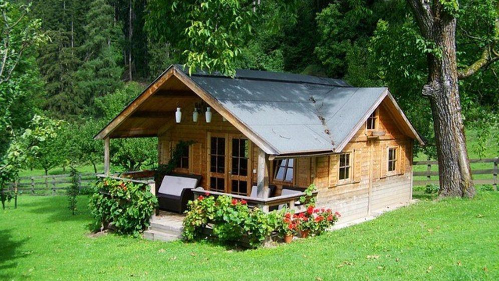 kleines Holzhaus - Bildquelle: Pixabay
