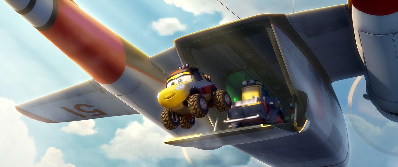 Planes-2-Immer-im-Einsatz-10-Walt-Disney - Bildquelle: 2014 Disney Enterprises, Inc. All Rights Reserved.