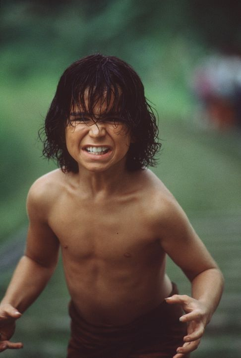 Der kleine Mowgli (James Williams) lässt sich nicht so einfach fangen ... - Bildquelle: MDP WORLDWIDE