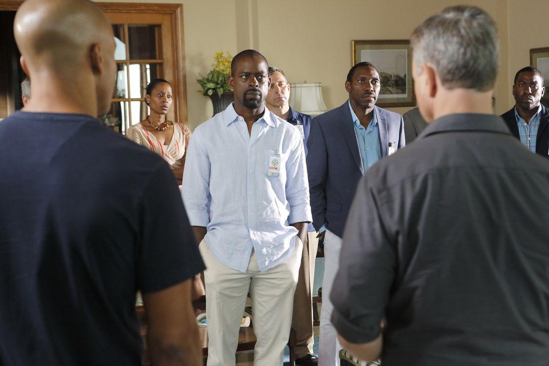 Kann Fitz (Sterling K. Brown) dem Team bei den Ermittlungen helfen? - Bildquelle: ABC Studios