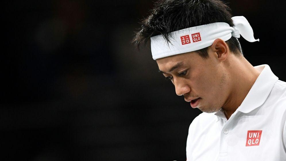 Kei Nishikori ist bei den ATP-Finals dabei - Bildquelle: AFPSIDAnne-Christine POUJOULAT