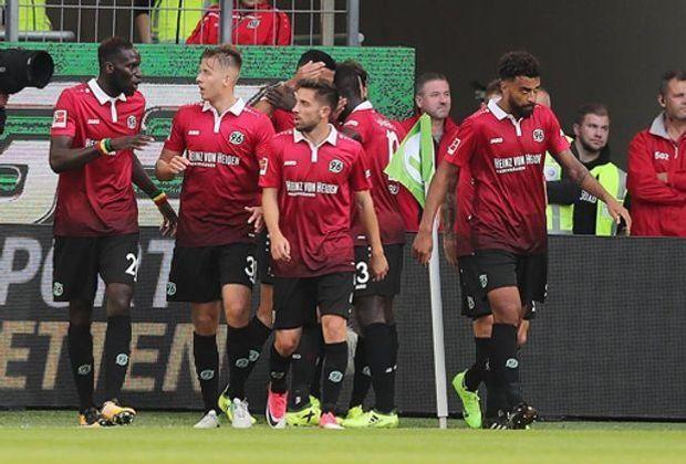 Hannover 96 Jubel