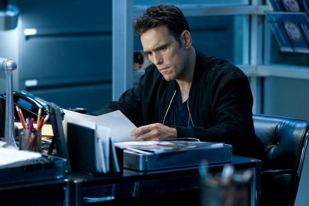 Eine besonders dreiste Verbrecherbande macht dem Polizisten Jack Welles (Matt Dillon) das Leben schwer. Doch sein Ehrgeiz, die Bankräuber hinter Gi... - Bildquelle: 2010 Screen Gems, Inc. All Rights Reserved.