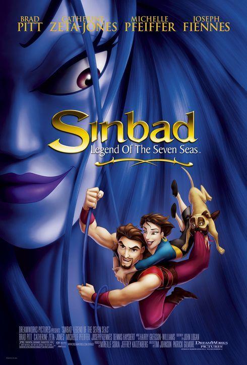 Sinbad: Der Herr der sieben Meere ... - Bildquelle: DreamWorks SKG