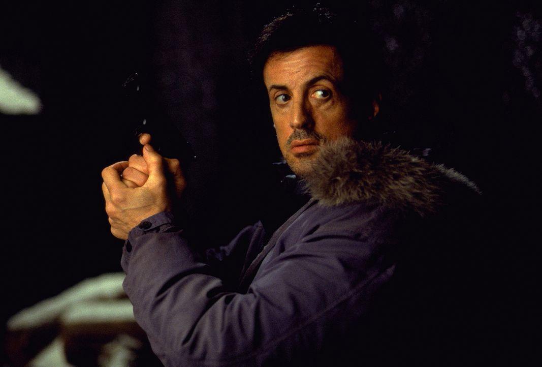 Eigentlich will FBI-Agent Jake Malloy (Sylvester Stallone) in einer Klinik die schrecklichen Ereignisse seiner Vergangenheit Verarbeiten, doch plötz... - Bildquelle: Universal Pictures