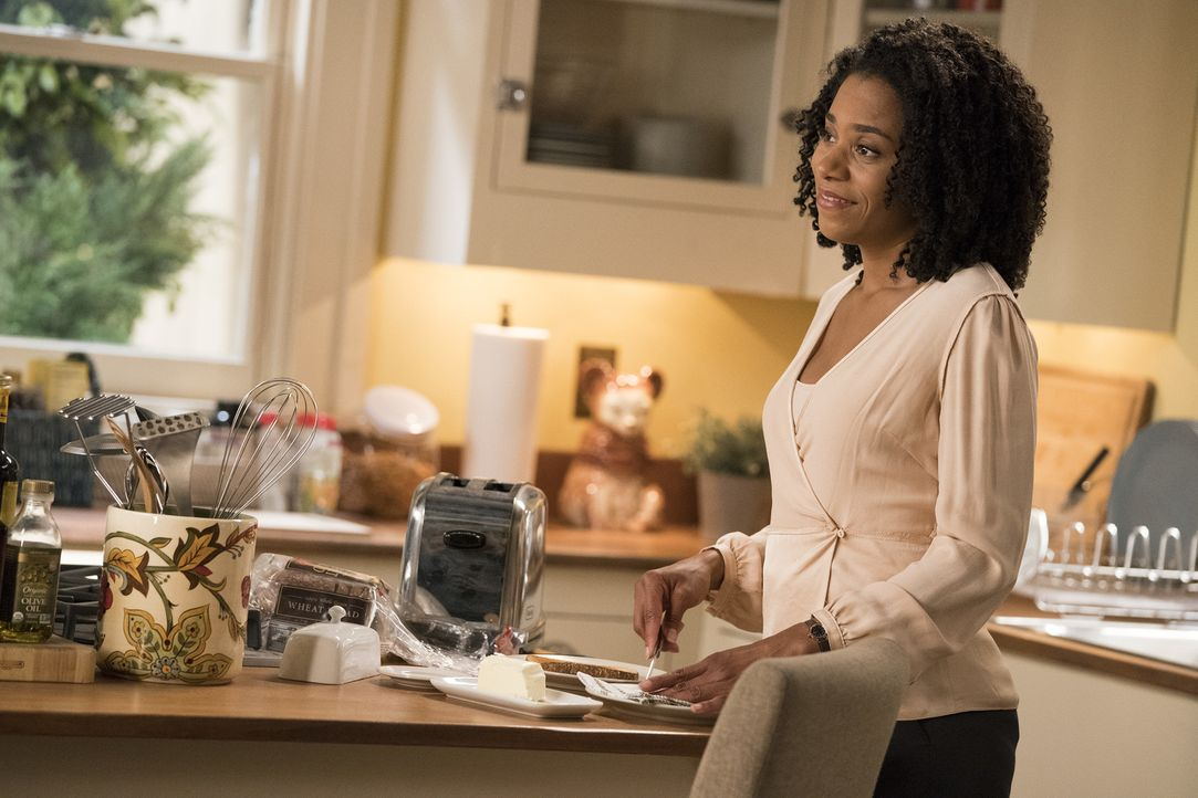 Ein herzkranker Patient macht es Maggie (Kelly McCreary) nicht einfach. Unterdessen bewirbt sich Jo auf andere Stellen im ganze Land - was Alex ganz... - Bildquelle: Mitch Haaseth 2017 American Broadcasting Companies, Inc. All rights reserved./Mitch Haaseth