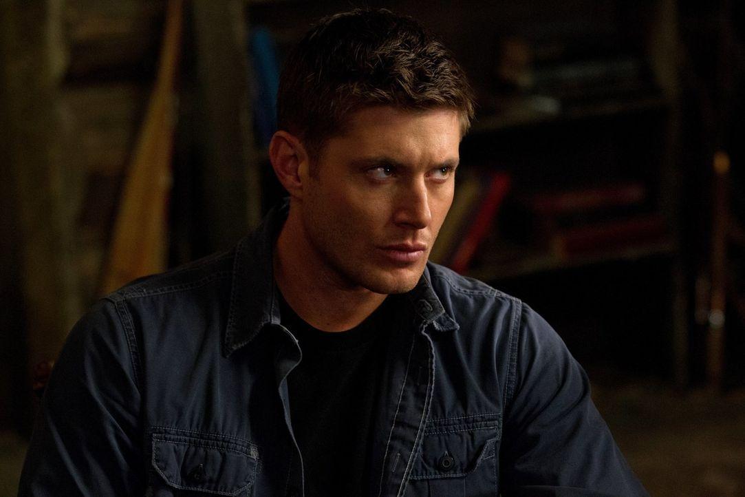 Die Zeit ist knapp: Dean (Jensen Ackles) und sein Bruder versuchen in letzter Sekunde, einen Koffer vor der Übergabe abzufangen, um ein großes Unhei... - Bildquelle: Warner Bros. Television
