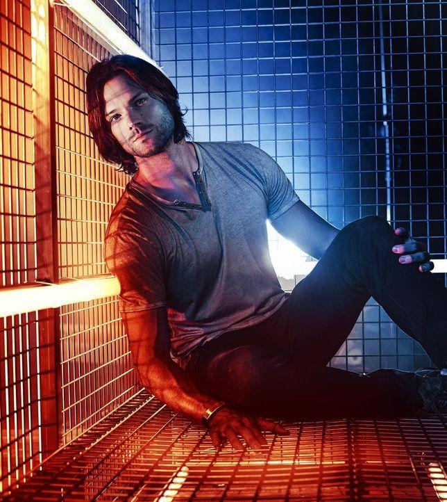 (10. Staffel) - Gelingt es Sam (Jared Padalecki), die Seele von Dean zu retten? - Bildquelle: 2013 Warner Brothers