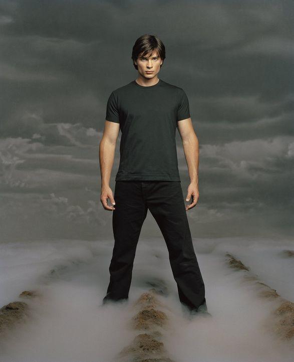 (4. Staffel) - Er muss sich seinem Schicksal stellen, denn nur er kann es erfüllen: Clark Kent (Tom Welling) ... - Bildquelle: Warner Bros.
