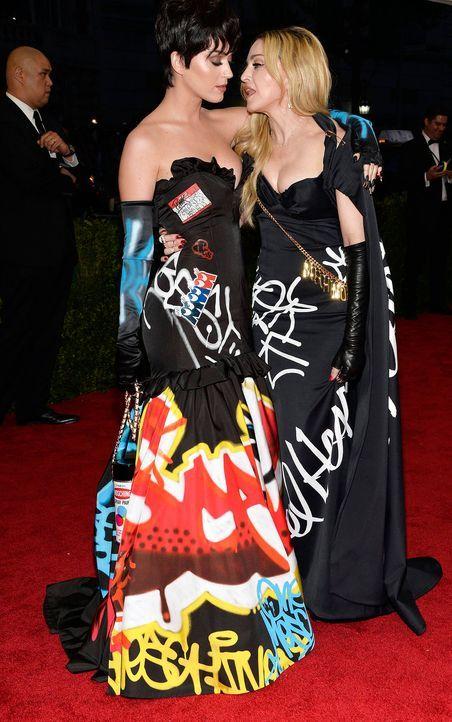 Met-Ball-Katy-Perry-Madonna-15-05-04-dpa - Bildquelle: dpa