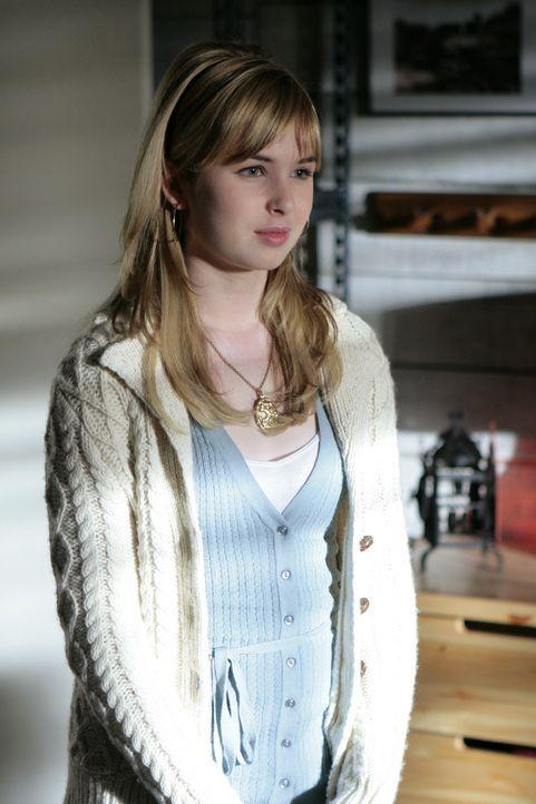 Ihre Liebe für Kyle ist groß: Amanda (Kirsten Prout) ahnt jedoch noch nichts von den besonderen Fähigkeiten, die ihr Freund hat ... - Bildquelle: TOUCHSTONE TELEVISION