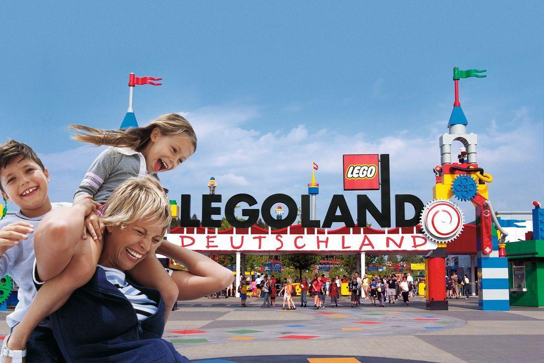 Fünf Parkkonzepte wie z.B. das Legoland (Foto) stechen in Europa besonders heraus - alle zusammen locken mit jährlich über 31 Millionen Besuchern je... - Bildquelle: LEGOLAND® Deutschland Resort