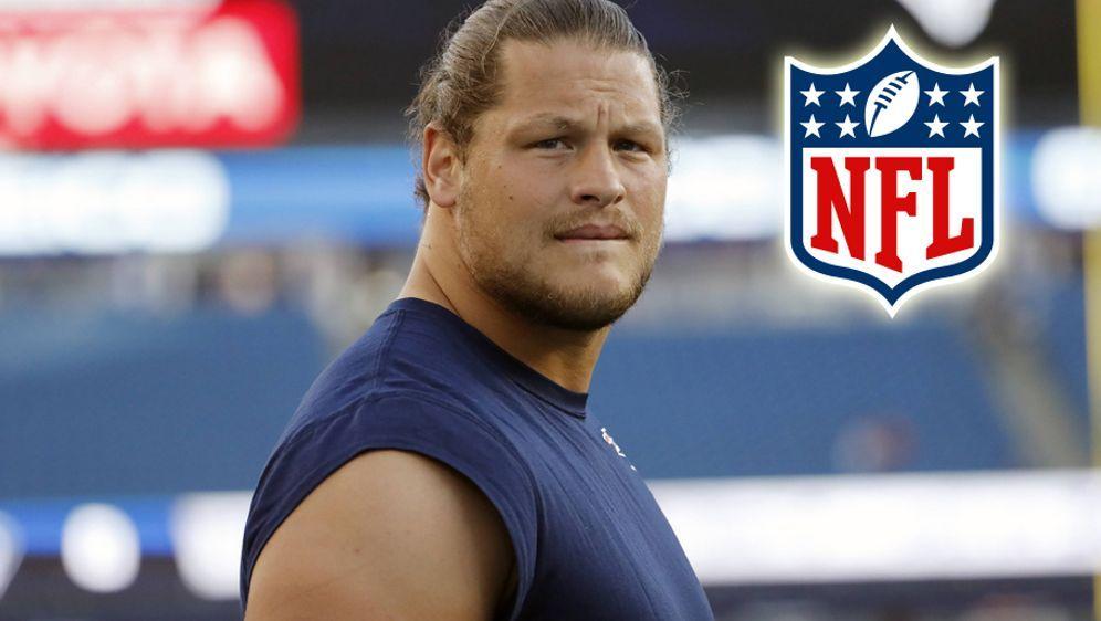 Kehrt der NFL den Rücken: Markus Kuhn beendet seine aktive Karriere - Bildquelle: imago/Icon SMI, Wikipedia