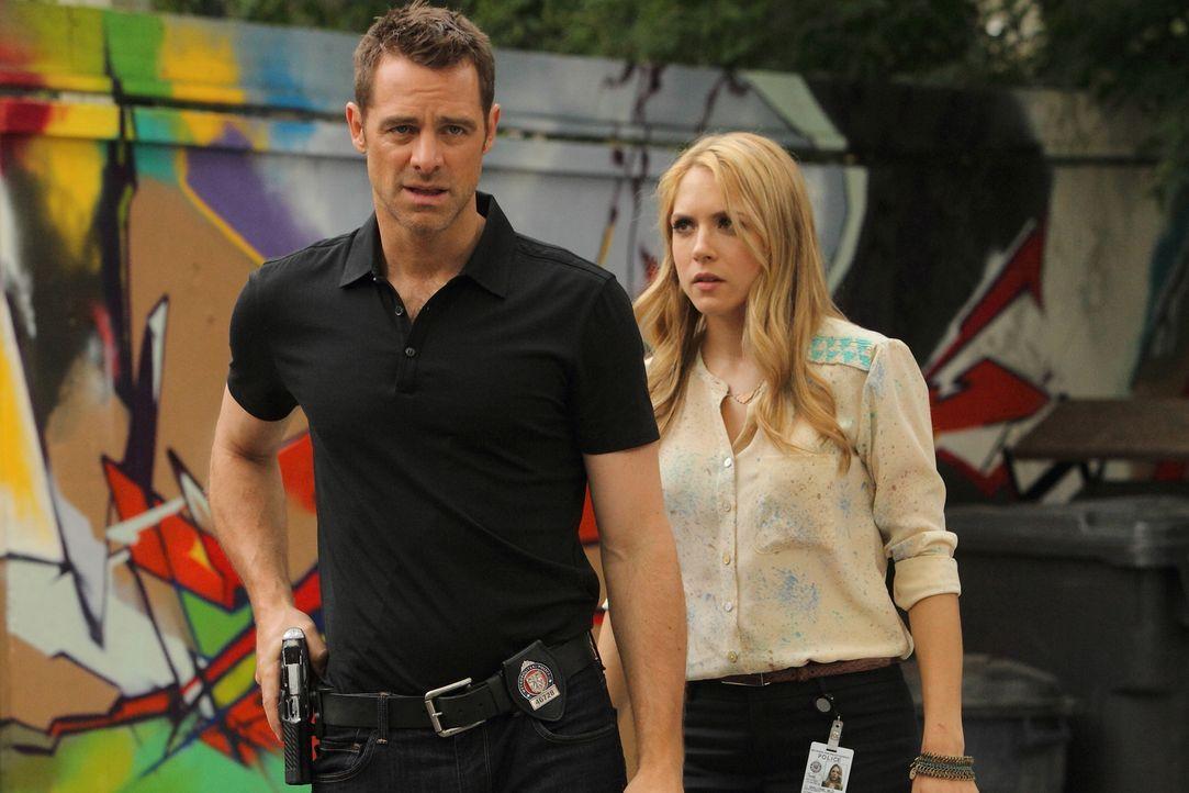 Bei ihrem neuen Fall kommen Detective Aidan Black (David Sutcliffe, l.) und die Psychologin Dr. Clara Malone (Brooke Nevin, r.) einer Untergrundorga... - Bildquelle: BetaFilm