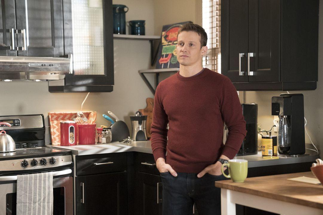 Wird von seinem Vater bitter enttäuscht: Jamie (Will Estes) ... - Bildquelle: David M. Russell 2017 CBS Broadcasting, Inc. All Rights Reserved