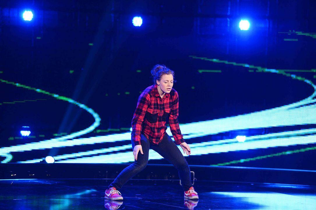 Got-To-Dance-Franziska-Broschek-01-SAT1-ProSieben-Willi-Weber - Bildquelle: SAT.1/ProSieben/Willi Weber