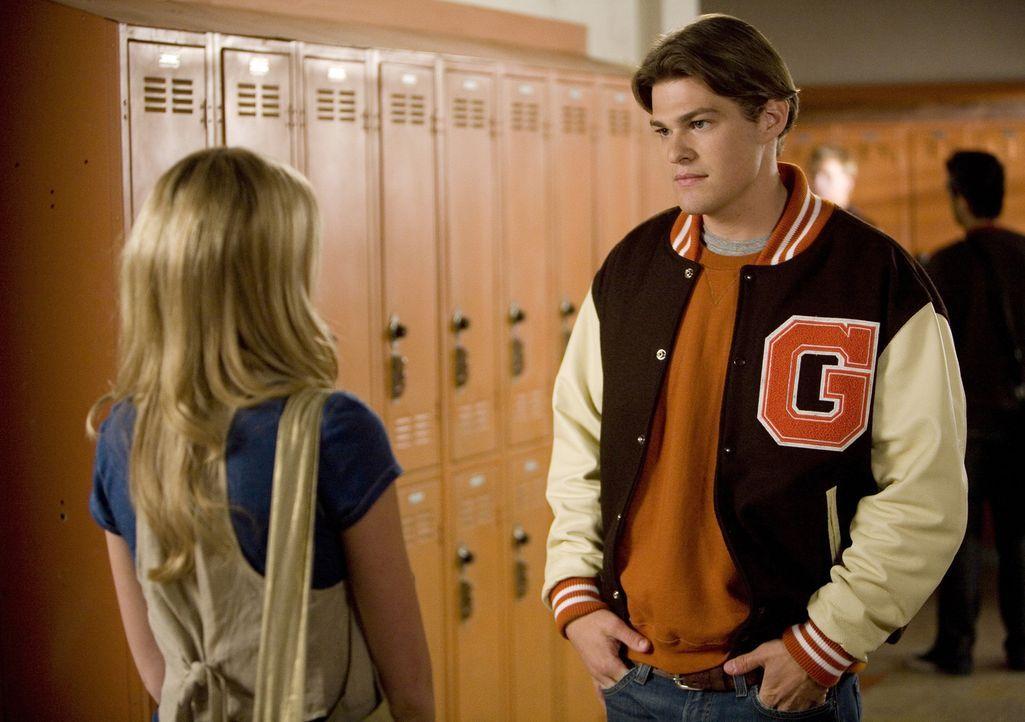 Sind die beiden bereit einen Neuanfang zu wagen? Grace (Megan Park, l.) und Jack (Greg Finley, r.) - Bildquelle: ABC Family