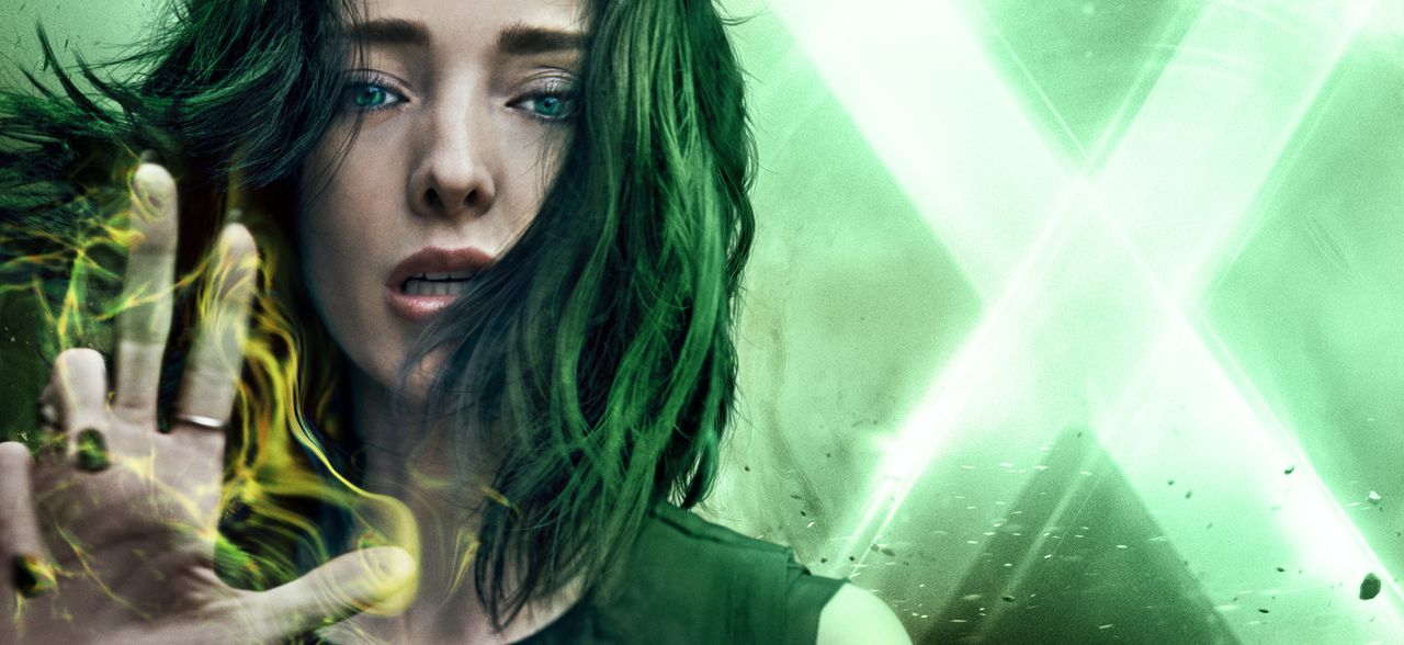(1. Staffel) - Lorna Dane (Emma Dumont) - Bildquelle: 2017 Fox and its related entities.  All rights reserved.  MARVEL TM &   2017 MARVEL