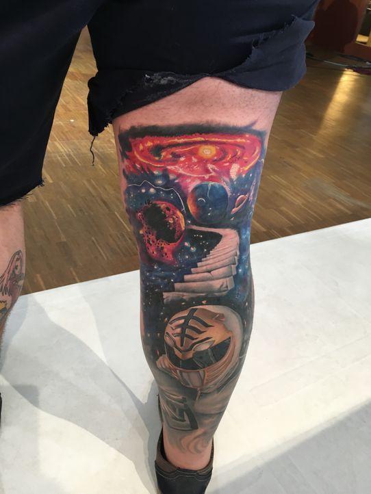 Pain & Fame Tattoos Folge 5 - 6 - Bildquelle: RedSeven