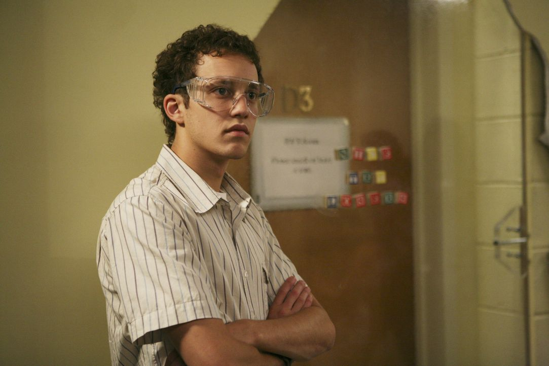 Rusty (Jacob Zachar) hat in letzter Zeit ein Problem mit seinem Studium, er kann sich einfach nicht mehr motivieren und irgendwie ist ihm die Faszin... - Bildquelle: 2008 ABC Family