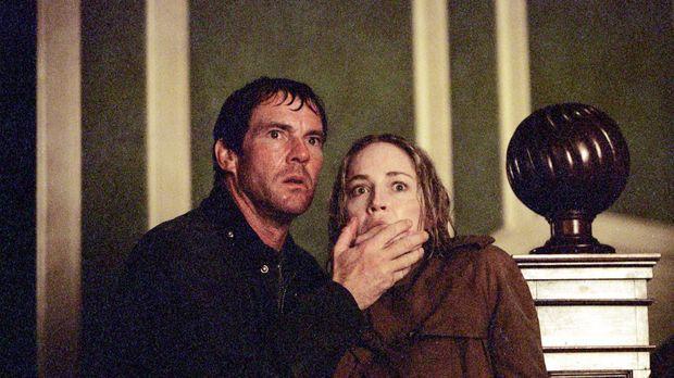 Cooper Tilson (Dennis Quaid, l.) und seine Frau Leah (Sharon Stone, r.) haben...