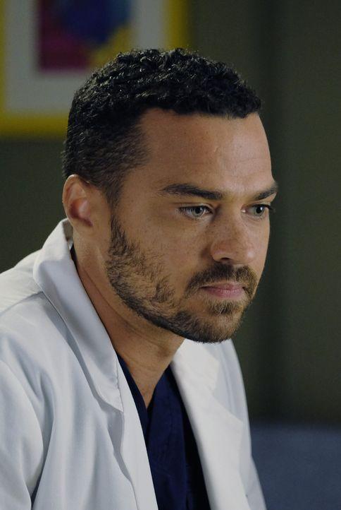 Ein neuer Patient taucht im Krankenhaus auf, der durch ein versehentlich versendetes Sextape ungewollte Bekanntheit erlangt hat, während Jackson (Je... - Bildquelle: Tony Rivetti ABC Studios