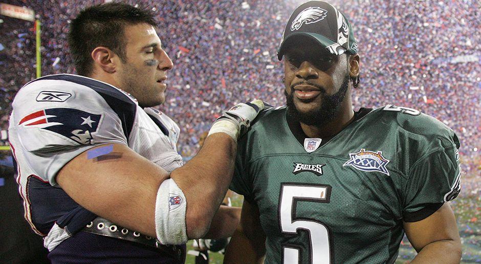 Noch nie den Super Bowl gewonnen - Bildquelle: 2005 Getty Images