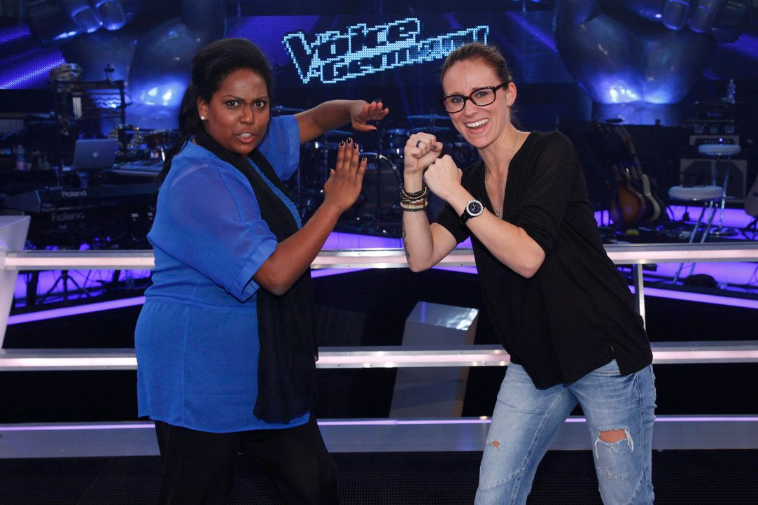 battle-menna-vs-july-03-the-voice-of-germany-huebnerjpg 2160 x 1440 - Bildquelle: SAT.1/ProSieben/Richard Hübner