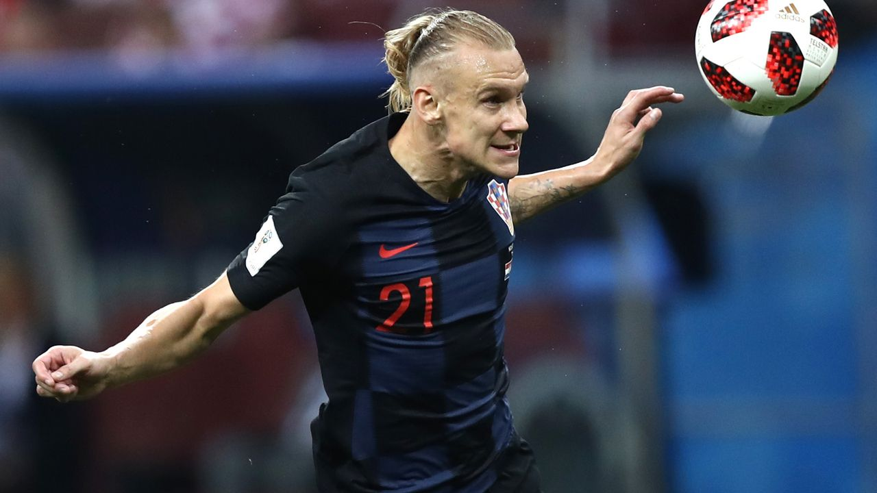 Domagoj Vida (Kroatien) - Bildquelle: Getty Images