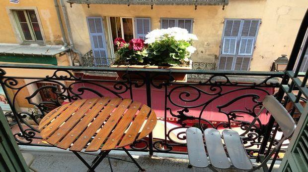 Balkonmöbel selber bauen Pixabay
